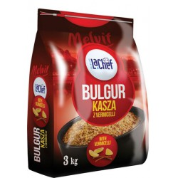 Bulgur with Vermicelli