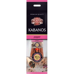 Kabanos with Pepper 120g
