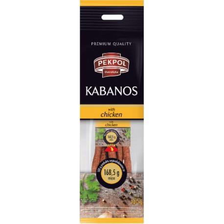 Kabanos with Chicken 120g