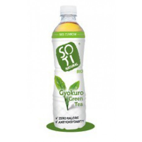 SOTI Natural Gyokuro Green Tea 530 ml