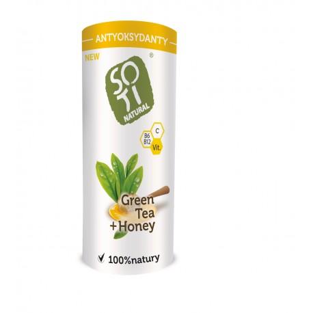 SOTI Natural Green Tea + Honey NFC 230 ml