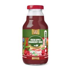Fresh Apple Cranberry Juice