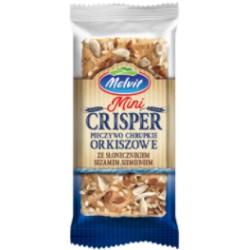 Crisper Spelt Crispbread