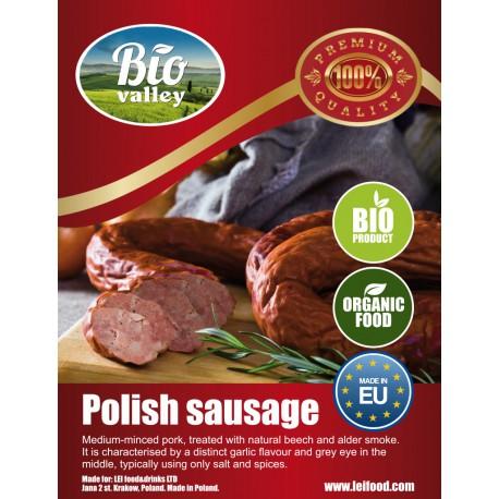 Organic Polish Sausage