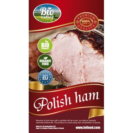 Organic Polish Ham (sliced)